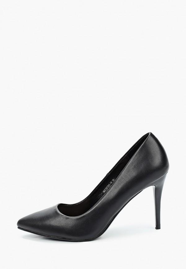 женские туфли-лодочки betsy, черные