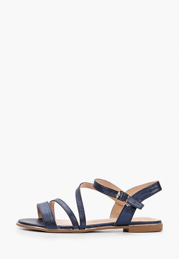 женские сандалии betsy, синие