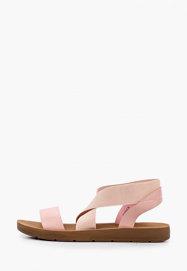 женские сандалии betsy, розовые