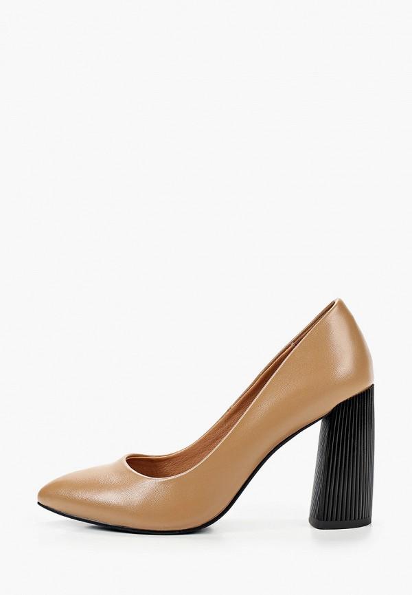 женские туфли betsy, коричневые