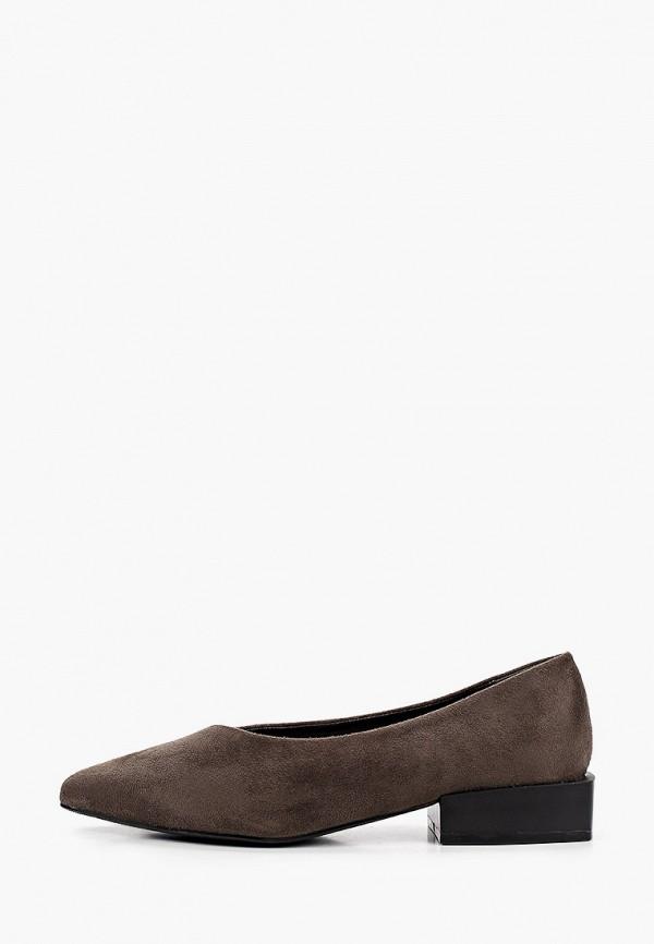 женские туфли betsy, серые