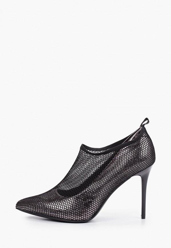 женские туфли-лодочки betsy, серебряные
