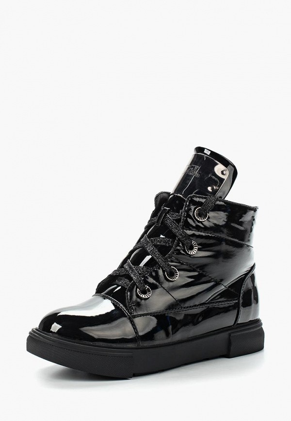 Купить Ботинки Betsy, be006awudx04, черный, Осень-зима 2017/2018