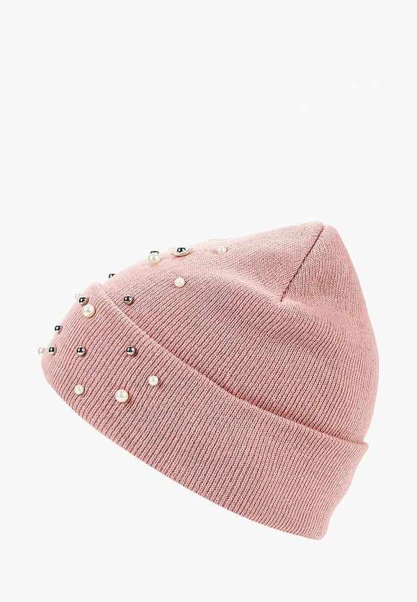 Купить Шапка Befree, Befree BE031CWBWMS5, розовый, Осень-зима 2018/2019