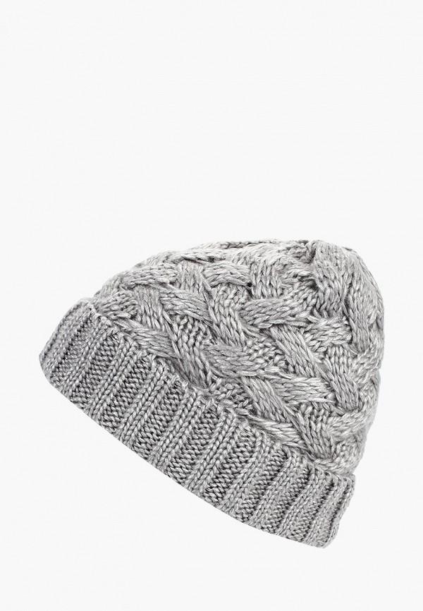 Купить Шапка Befree, be031cwcupc9, серый, Осень-зима 2018/2019