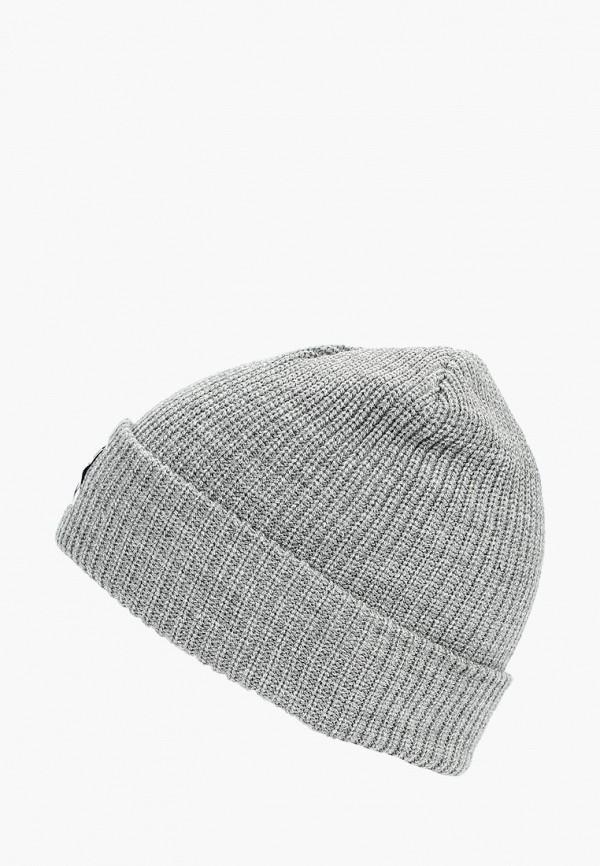 Купить Шапка Befree, be031cwcupe5, серый, Осень-зима 2018/2019