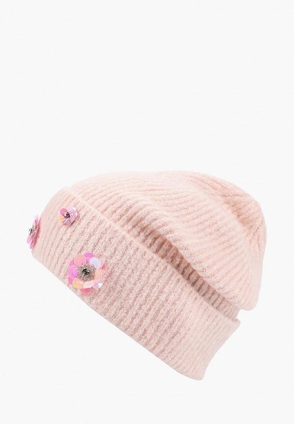 Купить Шапка Befree, be031cwcuph9, розовый, Осень-зима 2018/2019