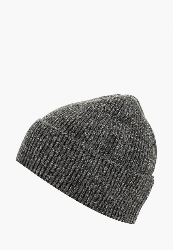 Купить Шапка Befree, be031cwcupj4, серый, Осень-зима 2018/2019