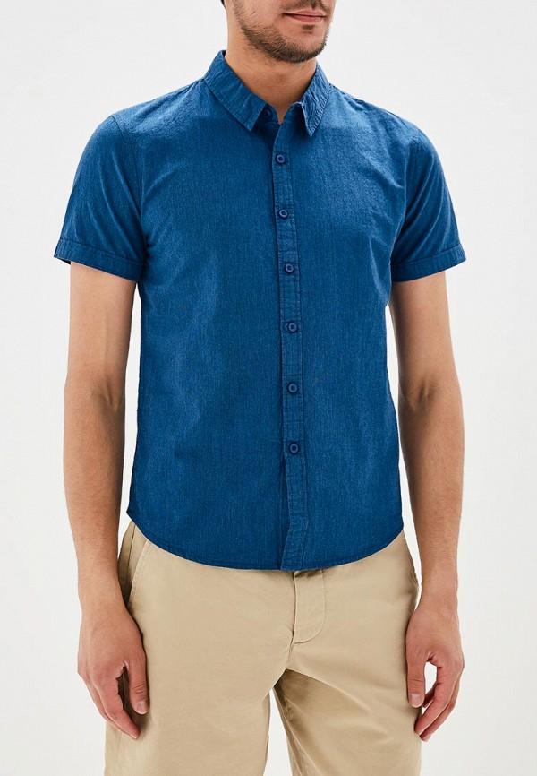 Купить Рубашка Befree, Befree BE031EMAZXC9, синий, Весна-лето 2018