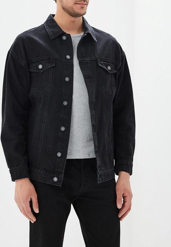 Купить Куртка джинсовая Befree, Befree BE031EMAZXF3, черный, Весна-лето 2018