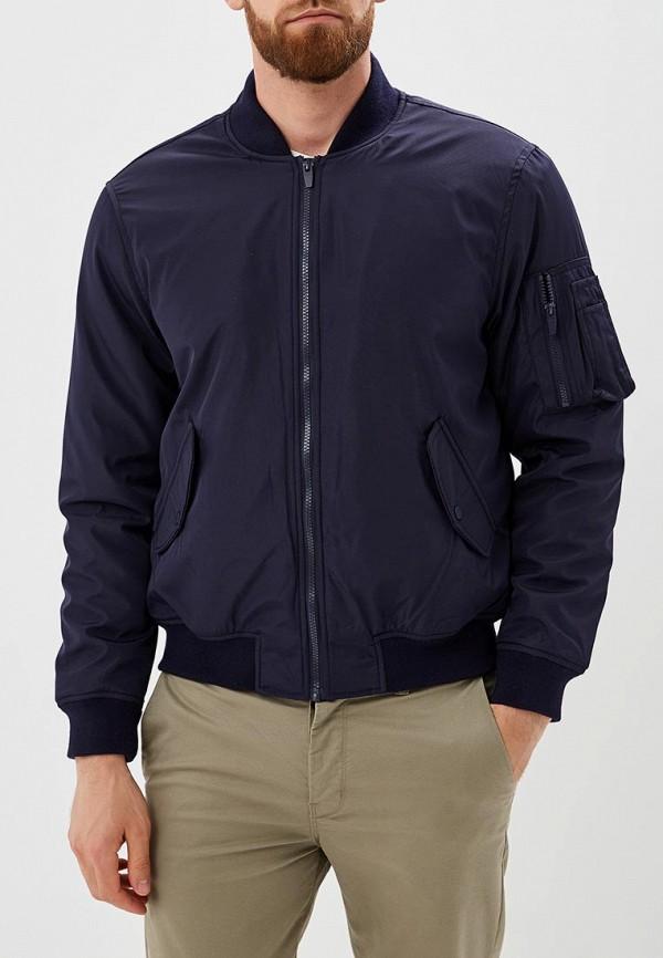 Купить Куртка утепленная Befree, BE031EMBVVN3, синий, Осень-зима 2018/2019