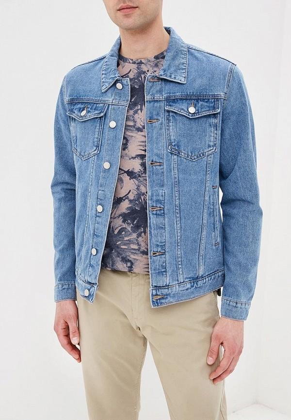Куртка джинсовая Befree Befree BE031EMEWKE7 куртка джинсовая befree befree be031emazxf3