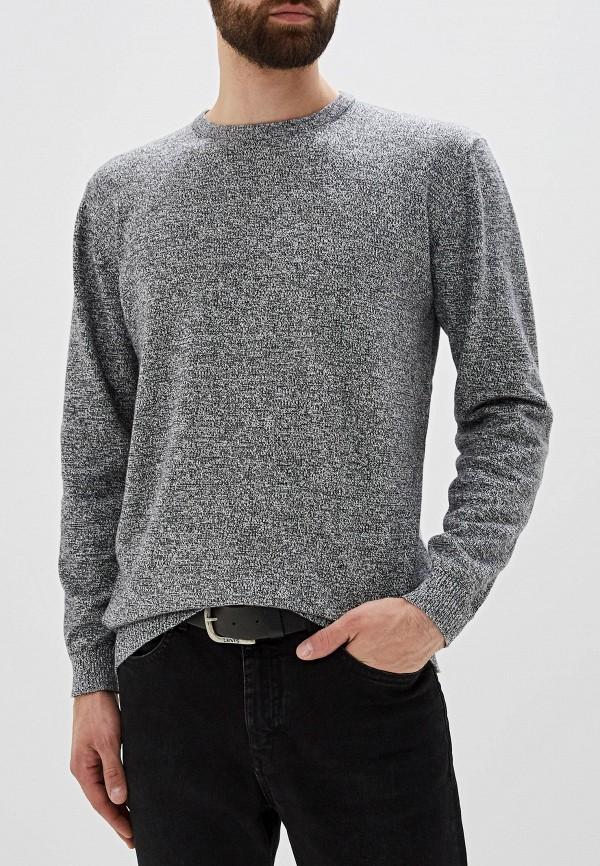 мужской джемпер befree, серый