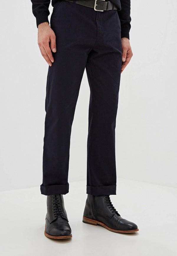 мужские брюки чинос befree, синие