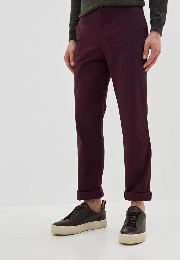 мужские брюки чинос befree, фиолетовые