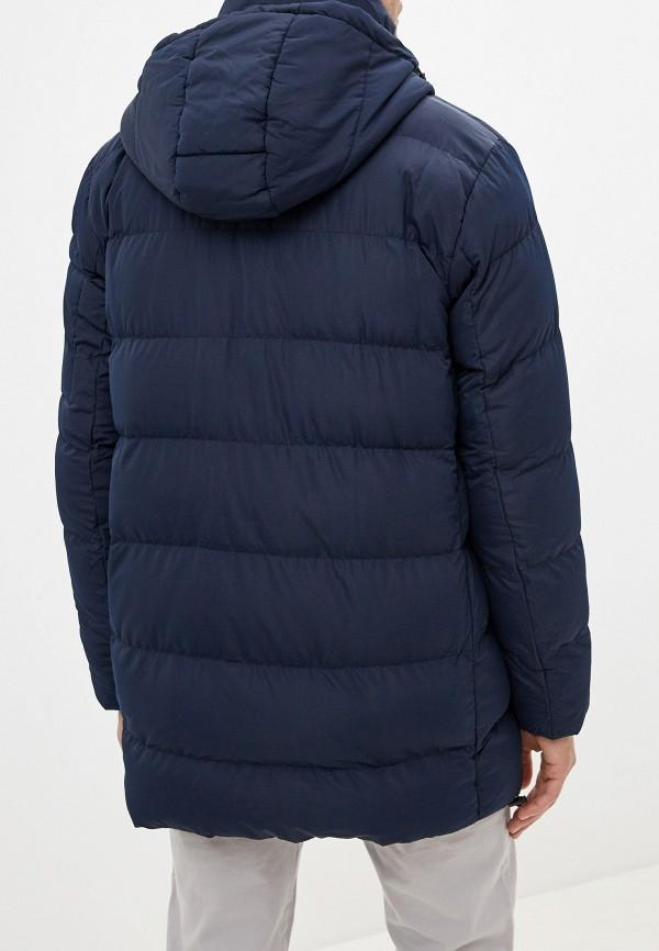 Фото 3 - Куртку утепленная Befree синего цвета