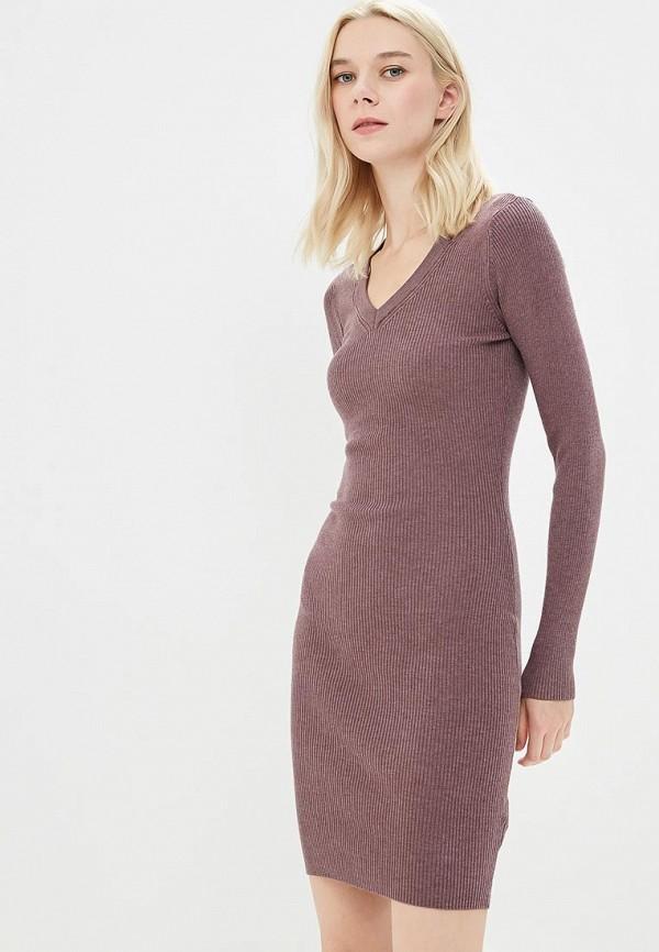 Купить Платье Befree, be031ewadmx6, фиолетовый, Весна-лето 2018