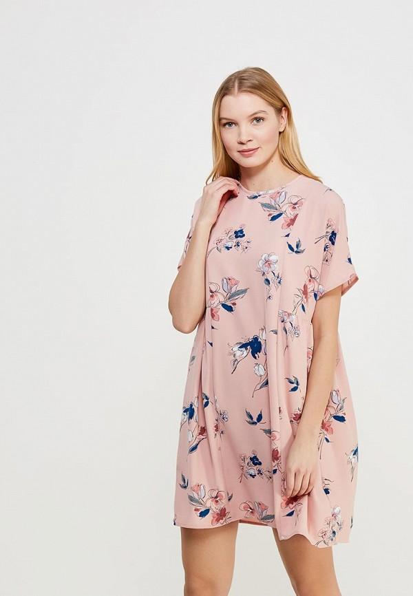 Купить Платье Befree, Befree BE031EWADNH4, розовый, Весна-лето 2018