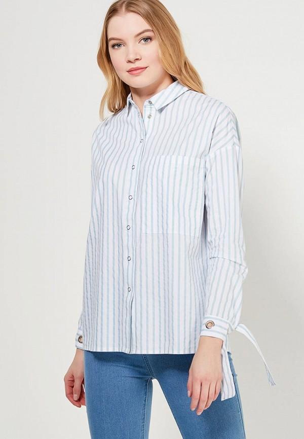 Купить Рубашка Befree, be031ewadnu7, белый, Весна-лето 2018