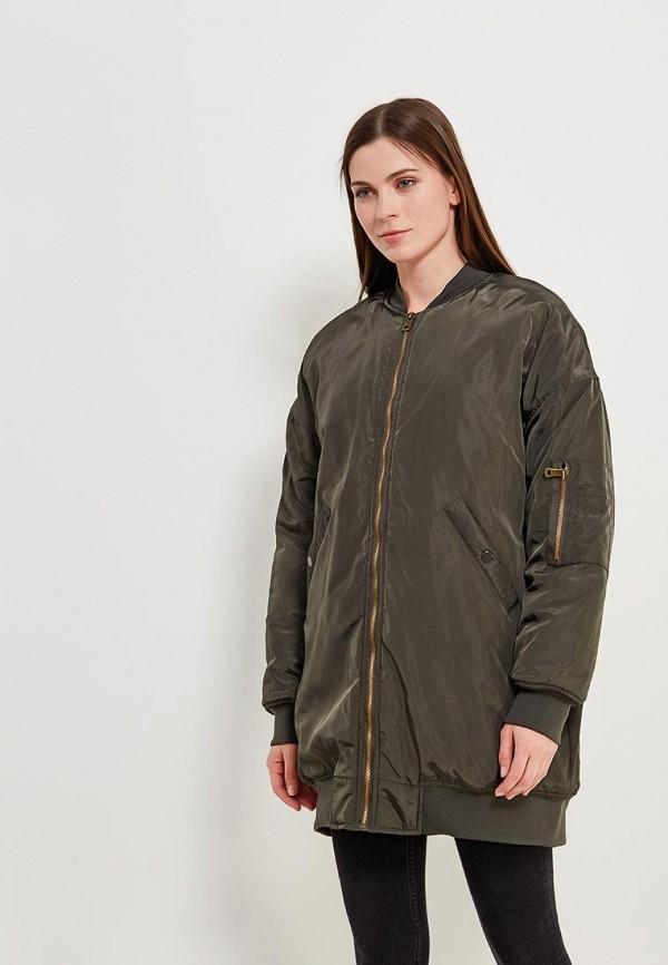 Куртка утепленная Befree Befree BE031EWADNY9 утепленная кожаная куртка жакет с вышивкой