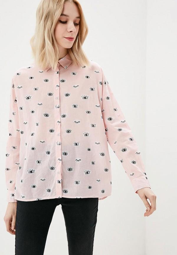 Купить Рубашка Befree, be031ewazxk3, розовый, Весна-лето 2018