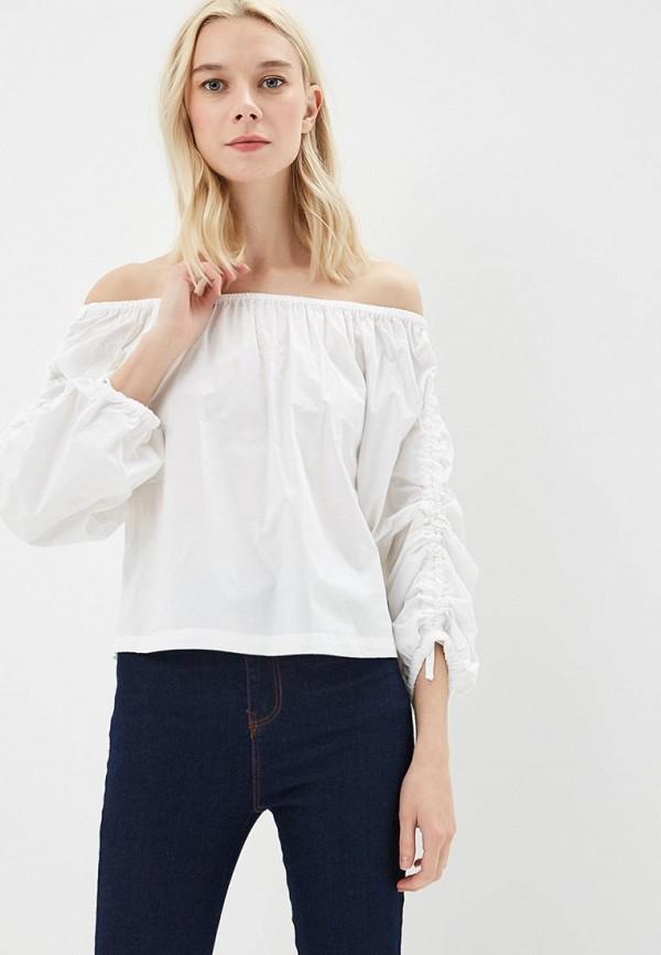 Купить Блуза Befree, Befree BE031EWAZZG6, белый, Весна-лето 2018
