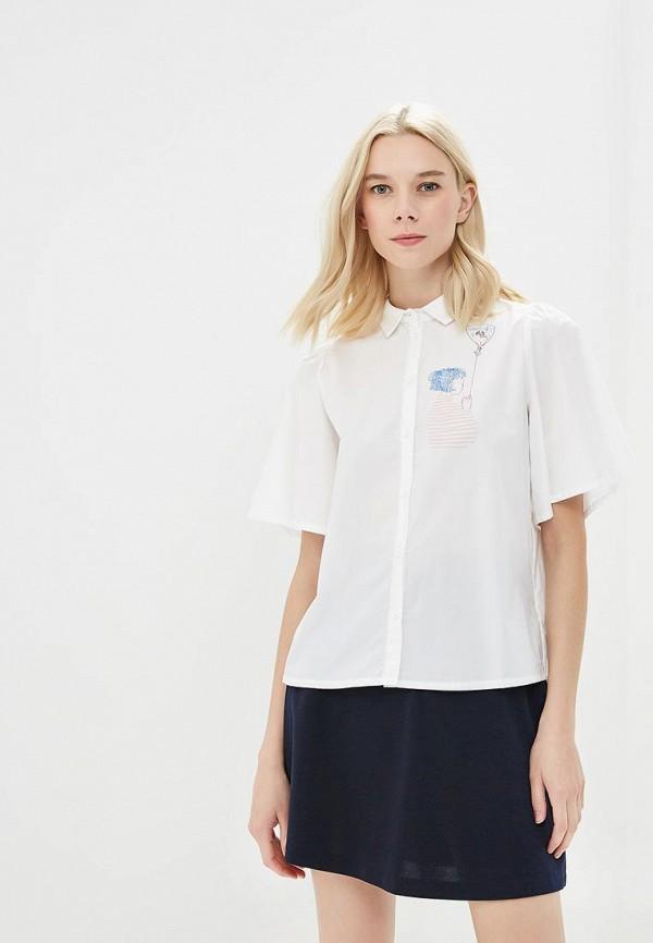 Купить Блуза Befree, Befree BE031EWBAAF7, белый, Весна-лето 2018