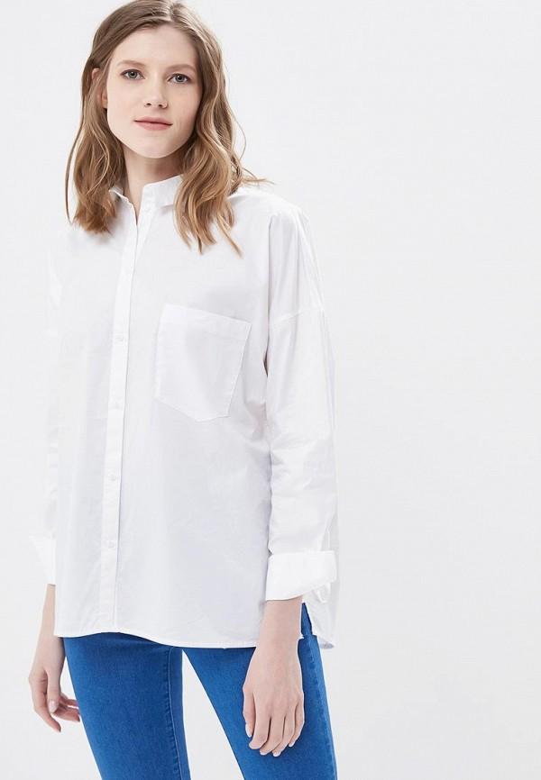Купить Рубашка Befree, be031ewbaaf9, белый, Весна-лето 2018