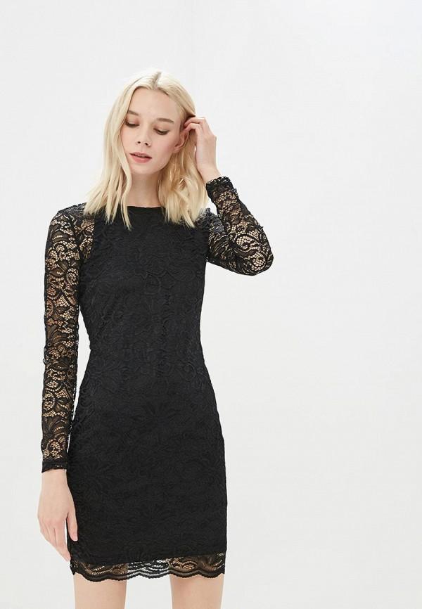 Купить Платье Befree, Befree BE031EWBABI8, черный, Весна-лето 2018
