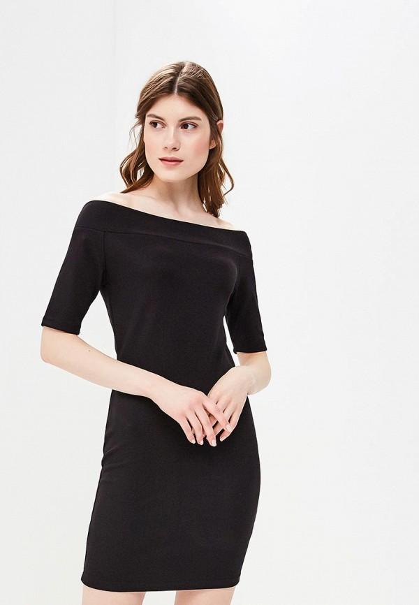 Купить Платье Befree, Befree BE031EWBABL7, черный, Весна-лето 2018