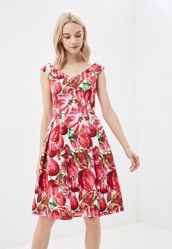Купить Платье Befree, Befree BE031EWBABT5, розовый, Весна-лето 2018