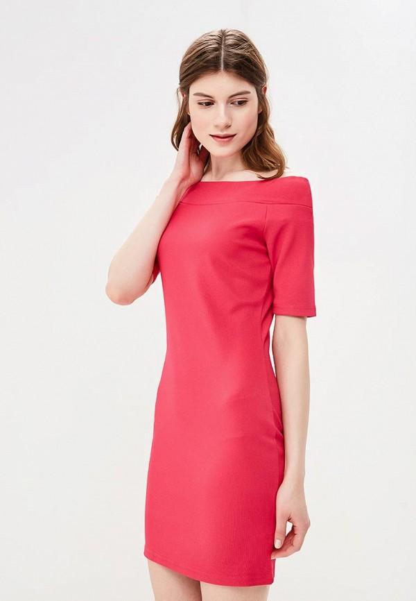 Купить Платье Befree, Befree BE031EWBABU7, розовый, Весна-лето 2018