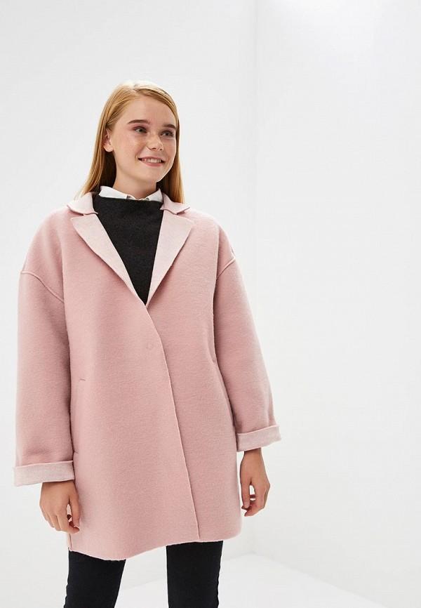 Купить Пальто Befree, Befree BE031EWBXHQ9, розовый, Осень-зима 2018/2019