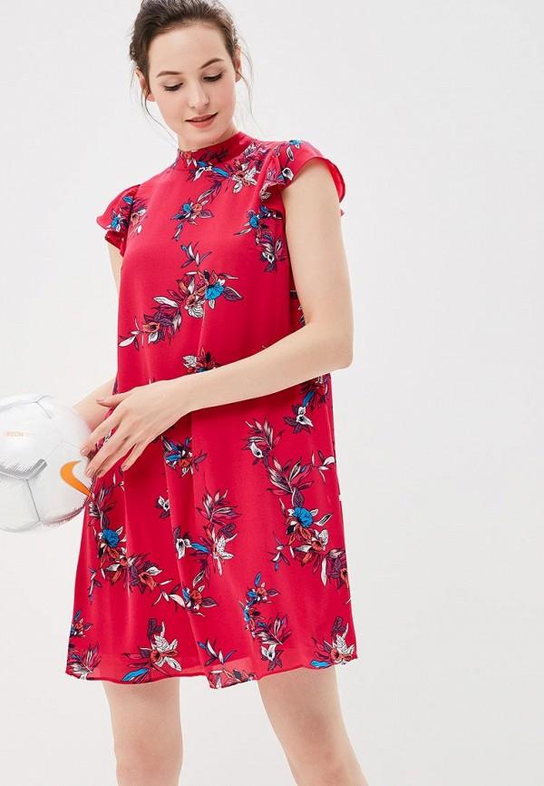 Купить Платье Befree, BE031EWBXIB3, розовый, Осень-зима 2018/2019