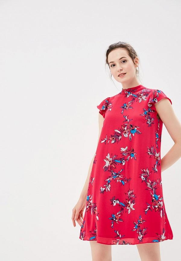 женское повседневные платье befree, розовое