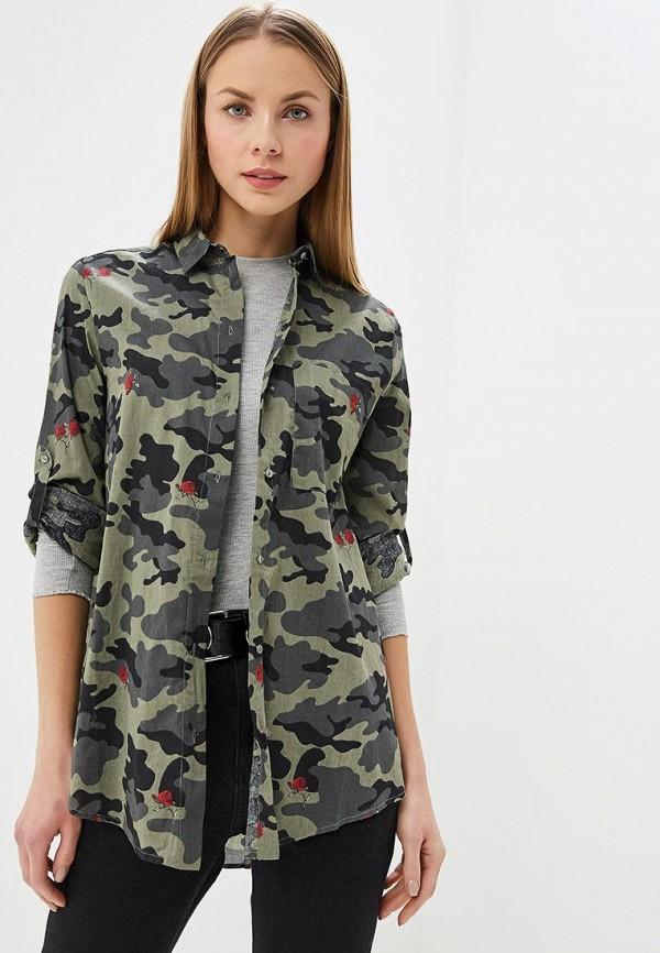 Рубашка Befree Befree BE031EWBXIG7 цены онлайн