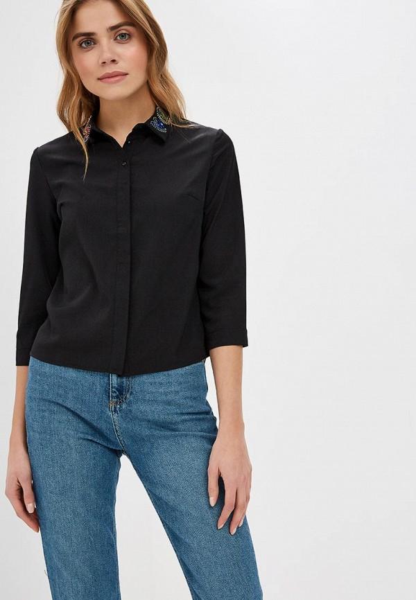 женская блузка befree, черная