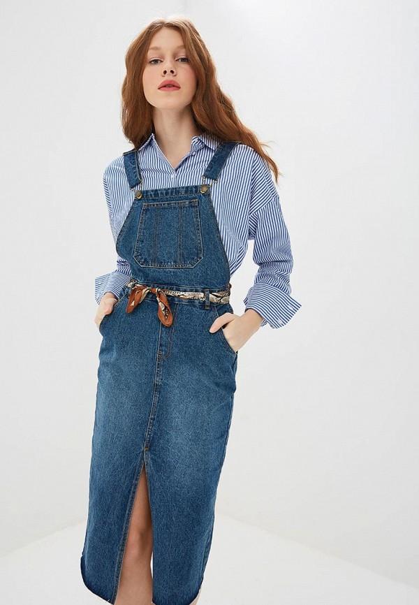 Платье джинсовое Befree Befree BE031EWDUMG8