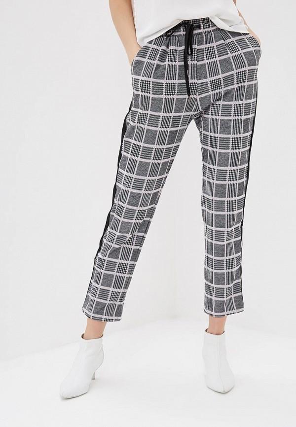 женские брюки befree, серые