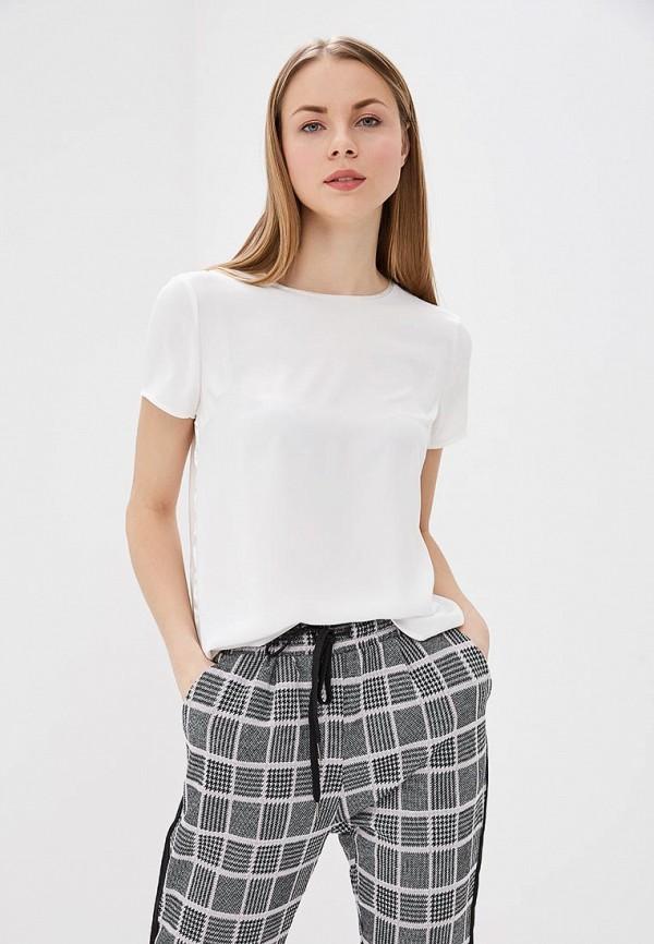 Купить Блуза Befree, be031ewdunb6, белый, Весна-лето 2019