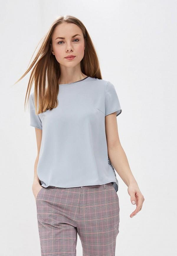 Фото - женскую блузку Befree бирюзового цвета