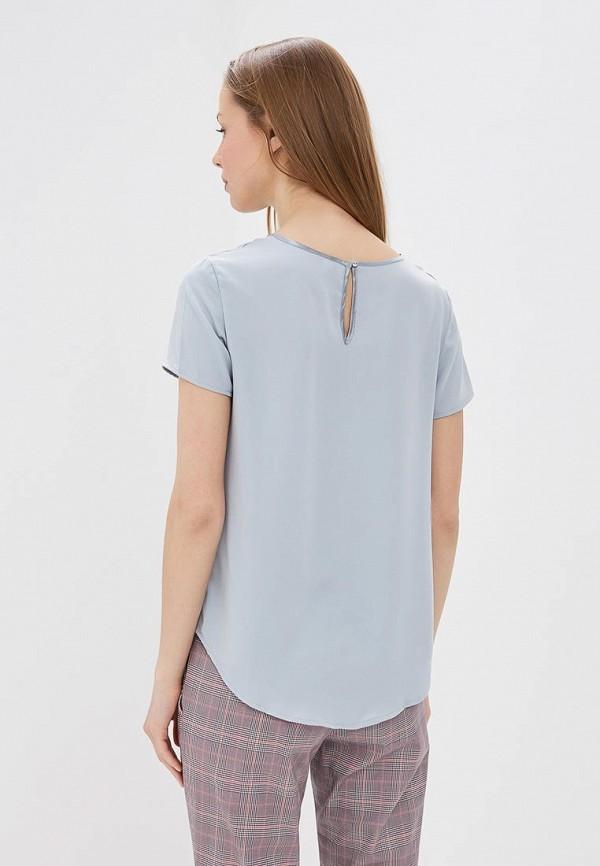 Фото 3 - женскую блузку Befree бирюзового цвета