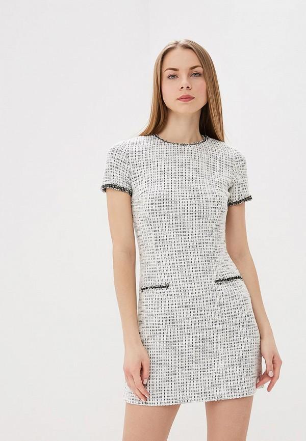 женское повседневные платье befree, белое