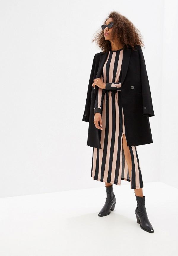 Платье Befree, be031ewfopv1, розовый, Осень-зима 2019/2020  - купить со скидкой