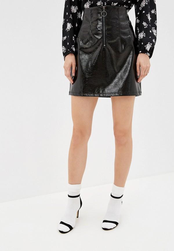 женская юбка befree, черная