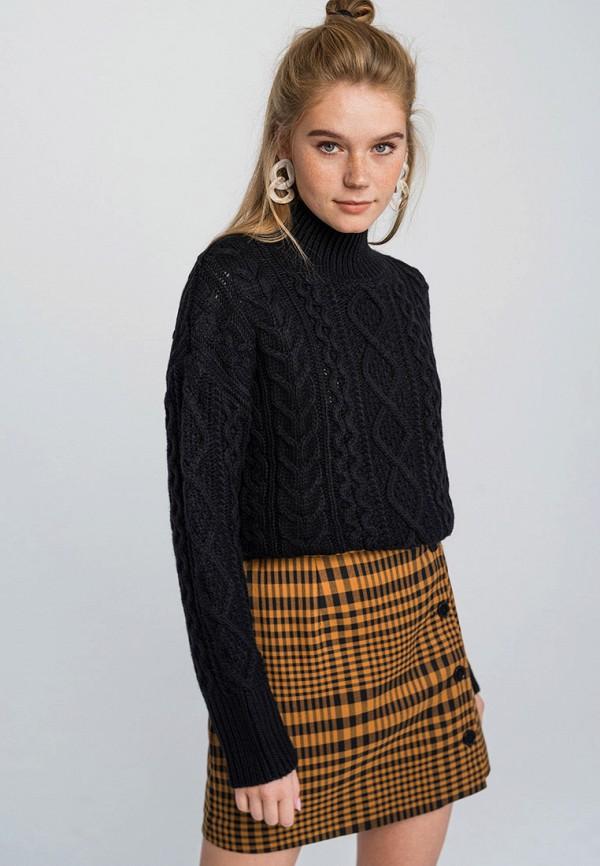 женский свитер befree, черный
