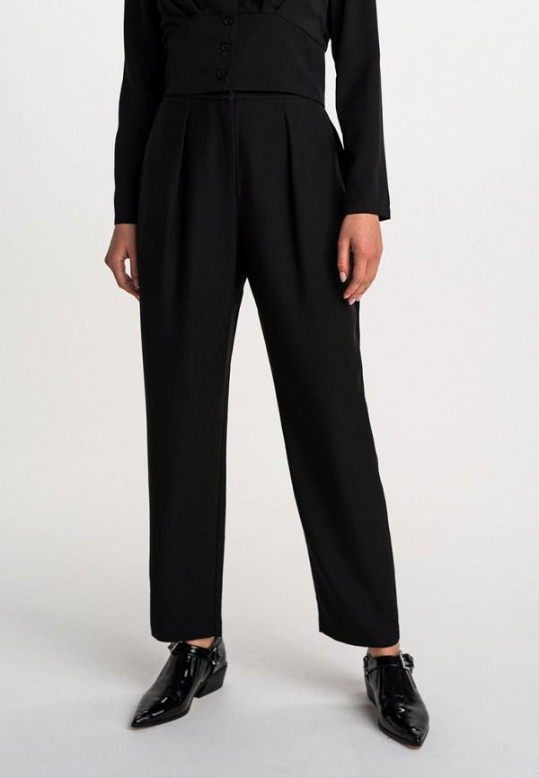 женские классические брюки befree, черные