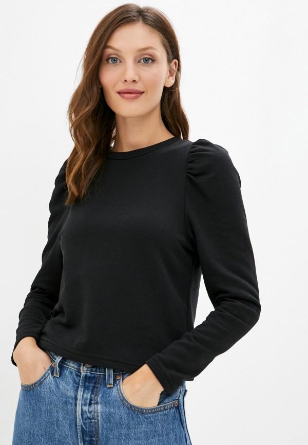 женский свитшот befree, черный