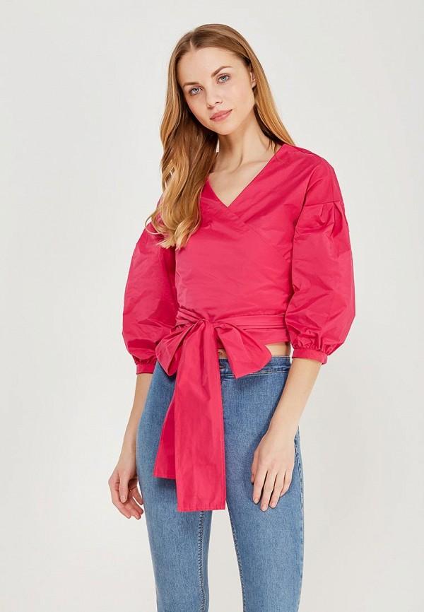 Купить Блуза Befree, be031ewymf74, розовый, Осень-зима 2017/2018