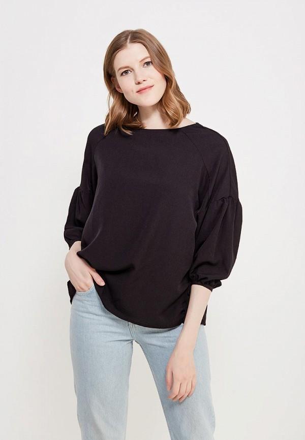 Купить Блуза Befree, be031ewymf96, черный, Осень-зима 2017/2018